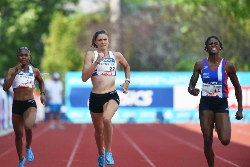 Elise Trynkler sélectionnée pour les championnats du monde àDoha