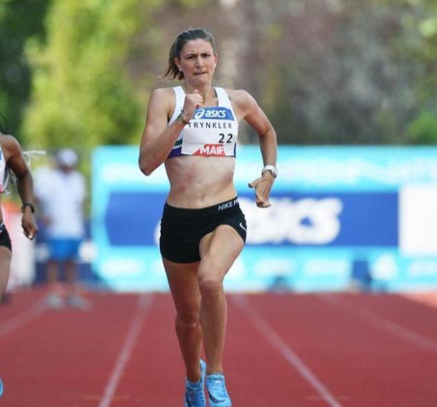 Elise Trynkler rentre en compétition à18h55