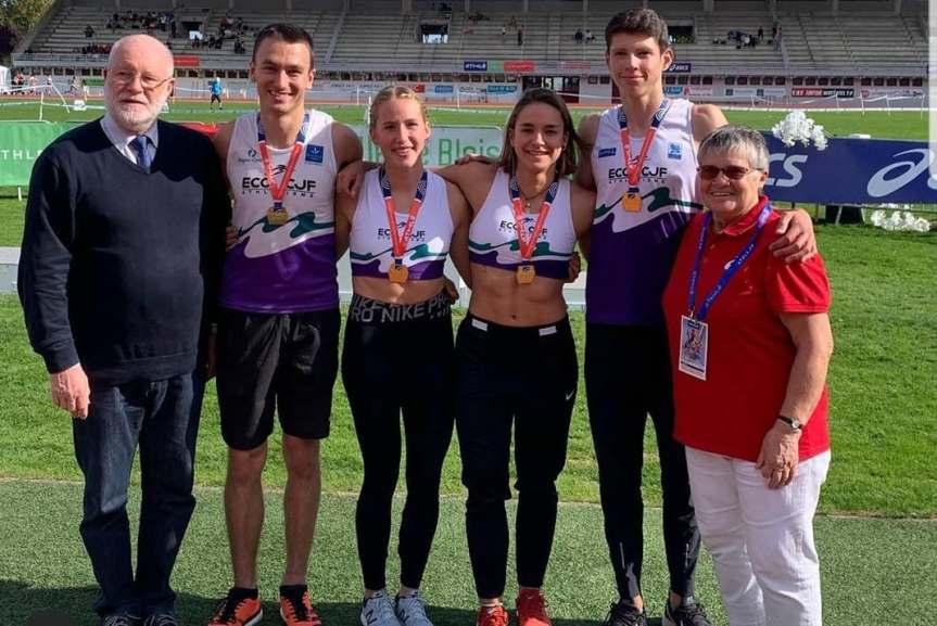 Trois médailles et quinze finalistes à la Coupe deFrance
