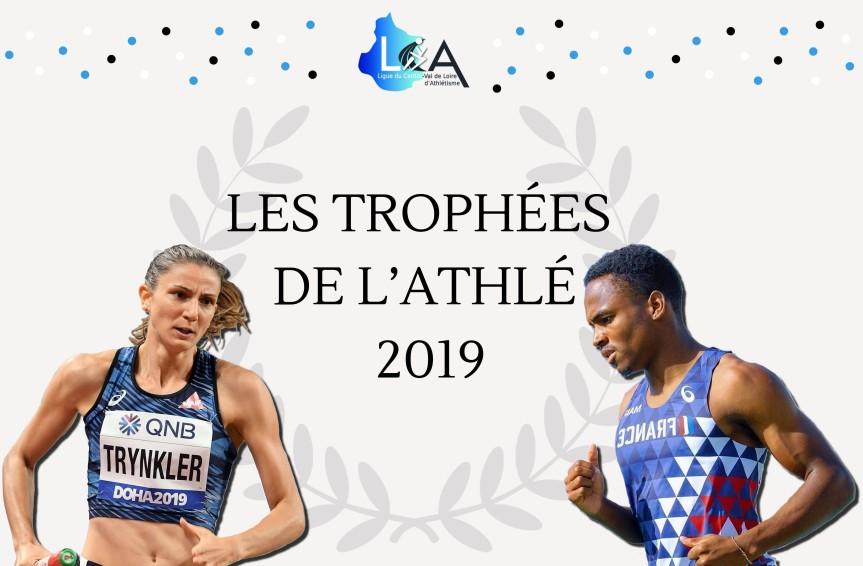 Trophées de l'athlé 2019 : Découvrez les athlètesrécompensés