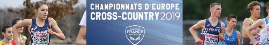 Championnats d'Europe de cross-country 2019 – (Direct)